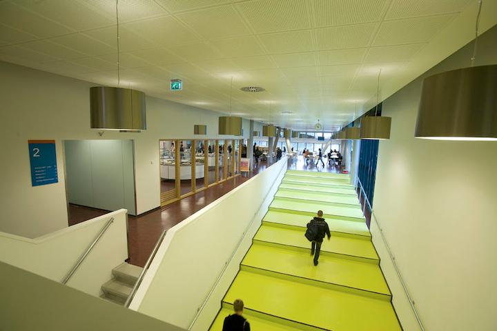Hoge School Utrecht - foto: Kees Rutten